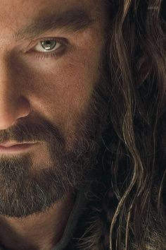 Thorin Oakenshield / Richard Armitage close-up