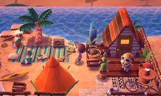 Animal Crossing Wild World, Animal Crossing Pocket Camp, Animal Crossing Game, Leaf Animals, Cute Animals, Motif Acnl, Happy Home Designer, Folk, Post Animal