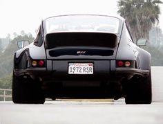 Black Beauty II - 1972 911T