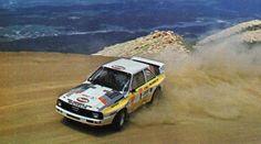 Audi Sport Quattro Pikes Peak