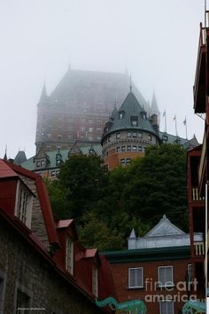 Quebec City Canada By Proteamundi