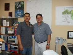 Entreviewing the  Belize Tourism Industry Association´s (BTIA), Here with its President MBA Herbert Haylock... More details about Roberto at: http://www.solucionesturisticassostenibles.com/roberto_en.html