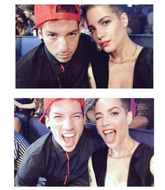 Twenty one pilots josh dun spooky jim halsey 2015 mtv vmas i ship em theyre cuties