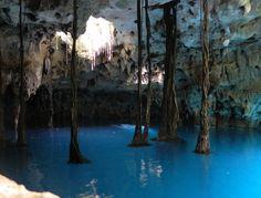 Cenote Lu'um, Tour Xenotes, Riviera Maya.
