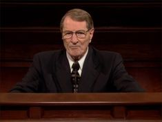 Content with the Things Allotted unto Us - general-conference