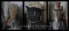 Sweetpeas Primitives: Happy Thursday Evening......