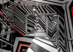 Tobias Rehberger creates a replica of Frankfurt's Bar Oppenheimer at Hôtel…