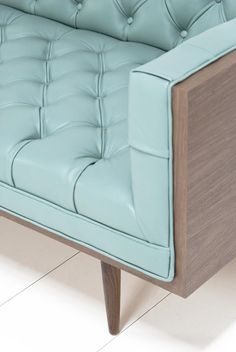 Neutra Sofa in Dreamer Aqua