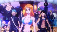 Image uploaded by 「KATRINA 」 on We Heart It Nami One Piece, Black One Piece, One Piece Film, Nami Swan, Luffy X Nami, One Piece Pictures, 0ne Piece, Monkey D Luffy, Nico Robin