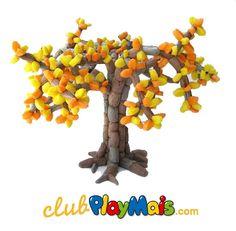 Appeltjes en Peren likes: playmais tree