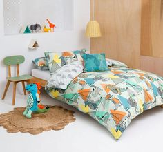 We offer an extensive selection of quality bedding up to super king size, including quilt covers, bed sheets, cushions and