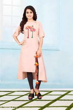 Kurtis & Kurtas Women's Printed Cotton Kurti Fabric: Cotton Sleeves:  Sleeves Are Included  Size: M - 38 in L - 40 in XL - 42 in Length: Up To 48 in Type: Stitched Description: It Has 1 Piece Of Women's Kurtis Work: Printed Country of Origin: India Sizes Available: M, L, XL, XXL   Catalog Rating: ★4 (481)  Catalog Name: Free Mask Women'S Printed Cotton Kurtis CatalogID_398421 C74-SC1001 Code: 053-2925425-948