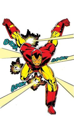 Iron Man - Bob Layton (Iron Man #254)