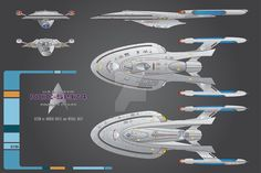 This was a commissioned schematic for Andrew Baylis of his ship USS Avexis NCC-51974, Findley Class.