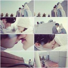 Drama: Healer Actors: Park Min Young and Ji Chang Wook . . #healer #jichangwook #parkminyoung #kdrama #korean…
