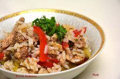 R'n'G Kitchen: Kurczak po kreolsku