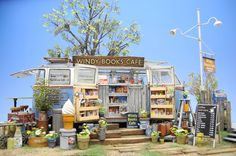 VW book cafe  Amazing details.  Lots of pictures.