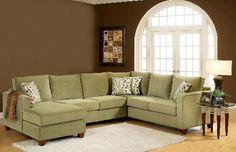 Tenley Sectional #furniture #orlando