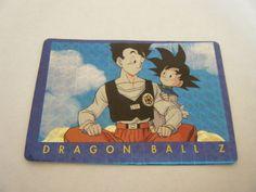 Carte Dragon Ball Z - Numéro 20 - Sangohan - Panini Série 1 - Prisme