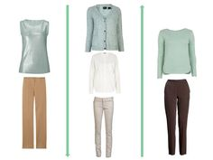 The Vivienne Files: 2013 Accent: Grayed Jade, warm palette