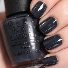 Day 7 of the #sallybeautychallenge features #OPI Dark Side of the Mood…