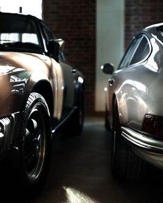 styleetsubstance:  ramp magazine | classic cars