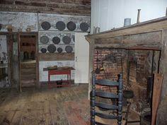 Nutfield Genealogy: Winslow House, Marshfield, Massachusetts