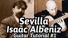 "Guitar Lesson ""Sevilla"" Isaac Albeniz Classical Guitar Tutorial Note-B. Classical Guitar Lessons, Then Sings My Soul, Heart Songs, Guitar Tutorial, Online Lessons, Playing Guitar, Sheet Music, Singing, Guitar Youtube"