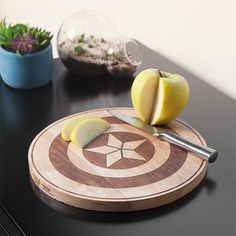 Marvel Civil War: Choose Your Side Cutting Board