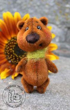 Mini Bear Po by Tashka's Bears