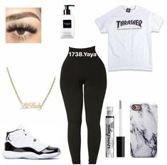 (notitle) - Outfit - Outfits for highschool Source by fabsixxx tween outfits for school Lazy Outfits, Baddie Outfits For School, Swag Outfits For Girls, Cute Comfy Outfits, Teenage Girl Outfits, Cute Outfits For School, Cute Casual Outfits, Teen Fashion Outfits, Girl Jordan Outfits