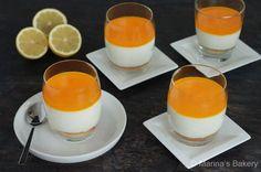 Citroencheesecake in glaasjes