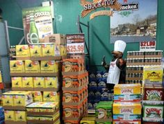 We're a local family owed Philadelphia beer store located in Fairmount on Fairmount Avenue. Nothing is short when it comes to variety, specializing in imported European brews and...read more at  www.bottleshopper.com