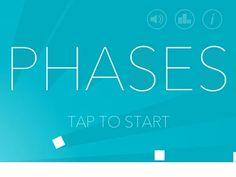 Phases, videojuego elegido por los alumnos para investigar mecánicas de juego #gamemech #university #videogames #android