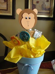 Great Idea for centerpiece or party favor!