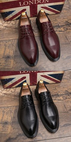 Precise Mens Fashion Shoes Pu Leather Slip On European Mens Dress Shoes Blue Red Luxury Brand Men Sneaker Derby Italian Style Suit Shoes Pottery & Glass
