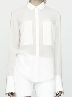 Alexander Wang | S/S 2012 love this shirt