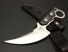 Handmade Custom Survival Neck Comabt Claw Talon Karambit Knife Defense Tool AK T   eBay