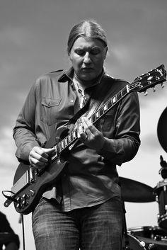 This guy is a stone cold guitar phenom - Derek Trucks.