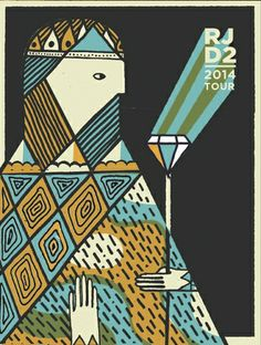RJD2 - 2014 Tour - by Nate Harris