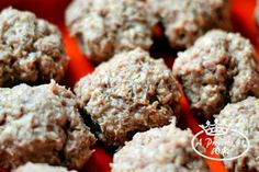 Meatball Recipe for large families