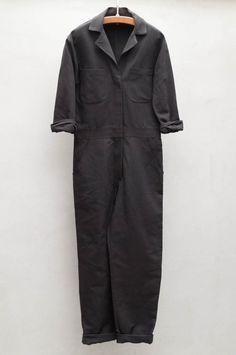 Black Worksuit