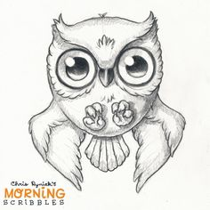 Morning Scribbles #607 | Chris Ryniak on Patreon