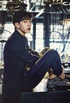 [SCAN] Beast 'Ordinary Album A Version' - Kikwang (x)(x)(x)