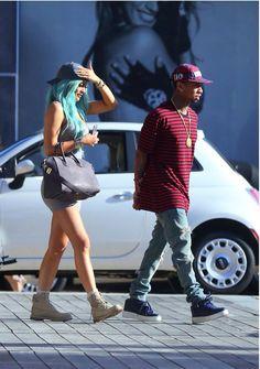 | Kylie & Tyga |