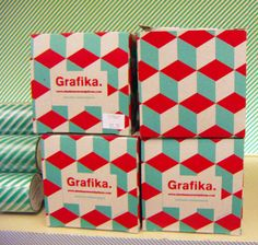 Our Grafika Boxes