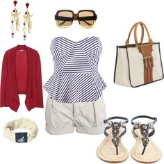 Sophistocated Sailor, created by #abstephens06 on #polyvore. #fashion #style #Jigsaw Paul Smith