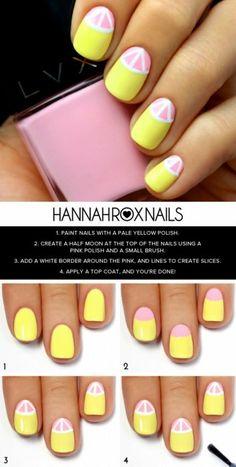 Saturday nails from HannahRoxNails #nails