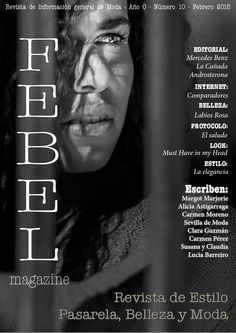 FEBEL Magazine Febrero 2015  Magazine de Moda, Belleza, Desfiles, Eventos, fotografía de la provincia de Sevilla Magazine Fashion, Beauty Parade, Events, Photography Sevilla