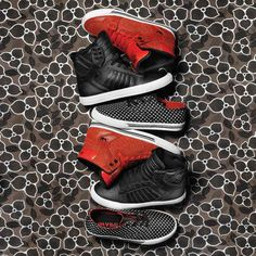 2a78d73f0a3 SUPRA Women's Summer Stunners: Skytops, Vaiders, and Wraps. SUPRA Footwear